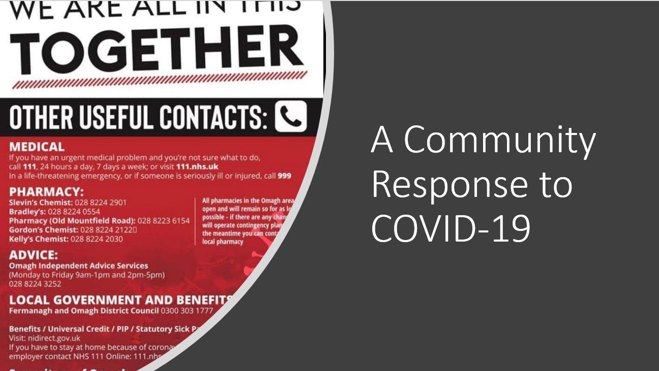 A Community Response